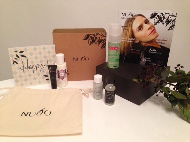 Nuoo, la petite nouvelle box avec du bio! Img_0713