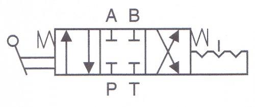 schéma ou plan hydraulique D1_110