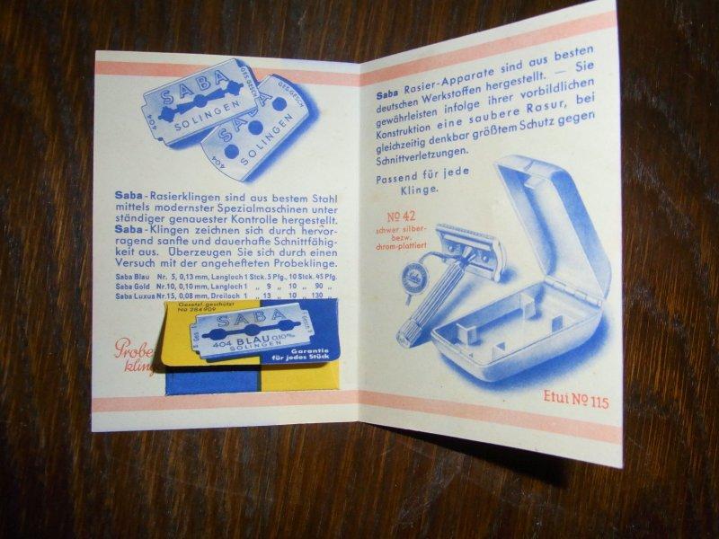 Shave Oddity : le fil du rasoir bizarre :D - Page 5 49b0a610
