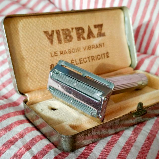 Vib'Raz - le rasoir vibrant sans électricité Vib_ra11