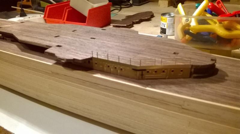 Fertig - Prinz Eugen 1:200 von Hachette gebaut von Maat Tom 5610