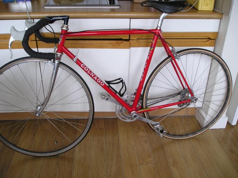 Colnago Super (1984-1987~) P1010010