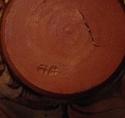 (not Henry Hammond) studio pottery bowl, Helen Hobson? Honor Hussey? Fullsi10
