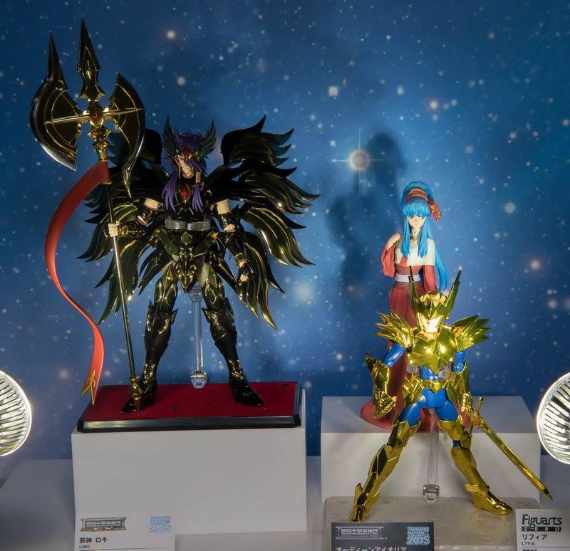 Myth Cloth EX Soul of Gold Loki Dieu du Chaos (11 Mars 2017) L110