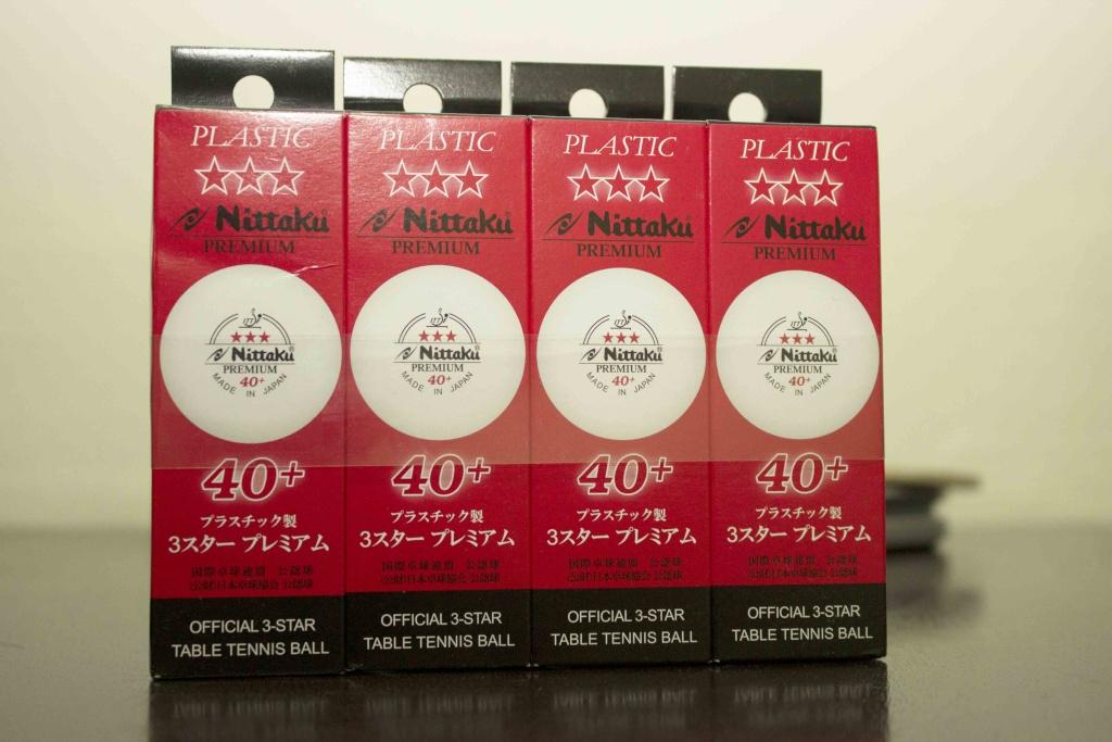 S> Bnew Viscaria, Butterfly Case, Nittaku Premium, H3 Neo Nittak10