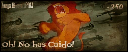 {Juego Oficial} Salva a Simba! Mufasa10