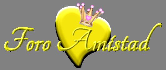 Foro  Amistad Corazón Amarillo