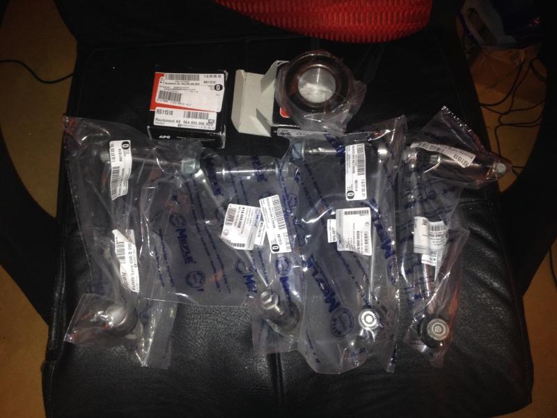 Lifting mécanique Boxster 986 de 2000 00410