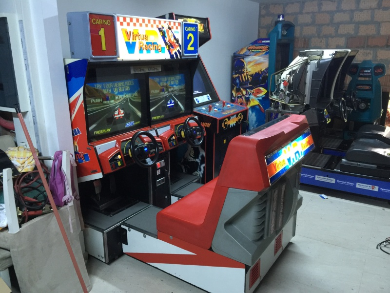 [VDS] Borne Virtua Racing twin et Mortal Kombat 2 Img_4911