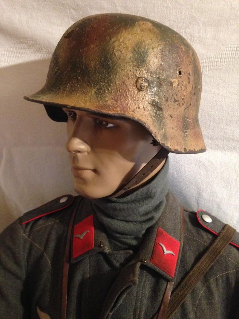Ma dernière réalisation , un mannequin Flak ! 00910