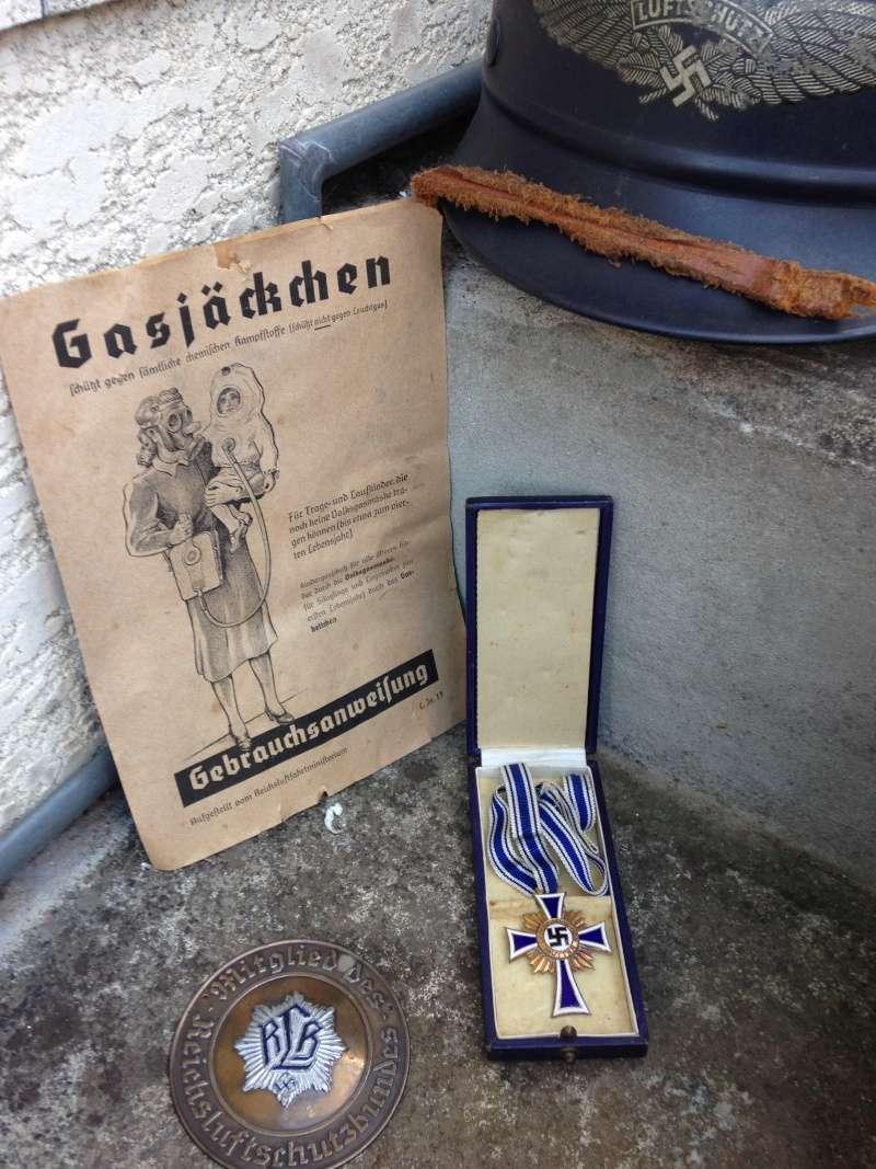Mutterkreuz (croix des mères allemandes) 02610