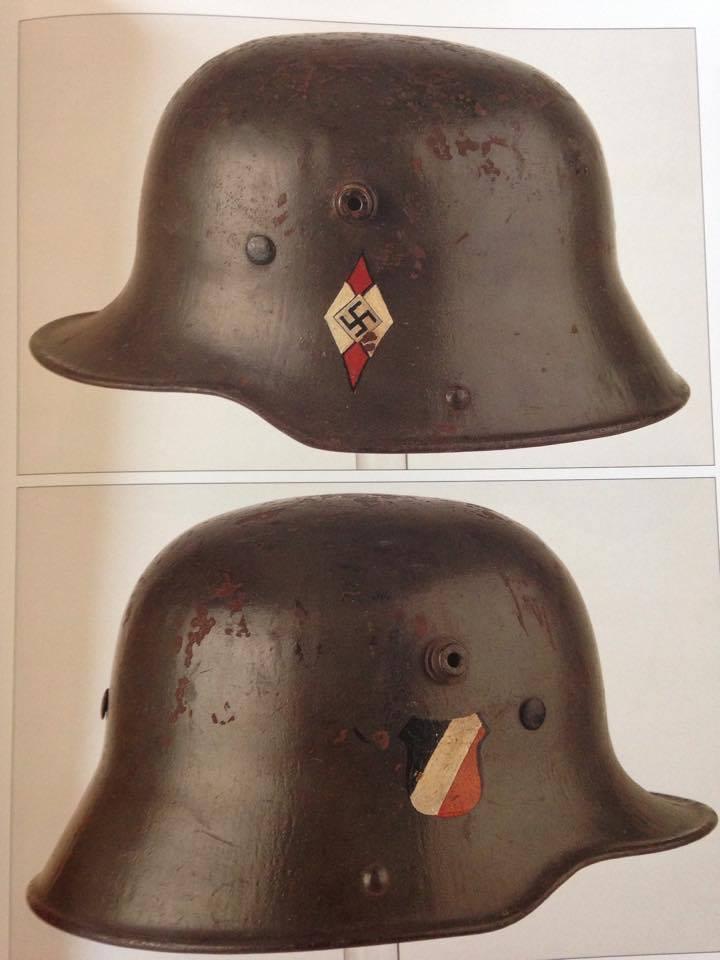 casque jeunesse hitlérienne  12395210