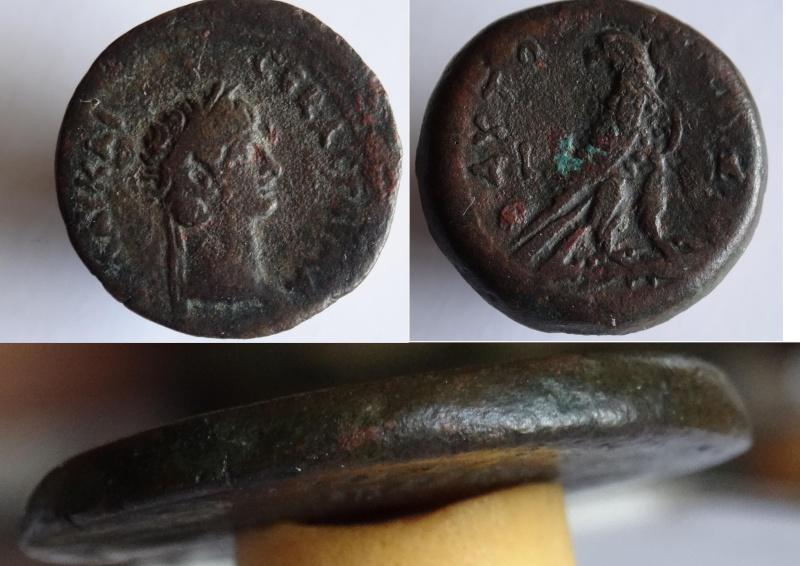 Présentation/Confirmation d'ID Diobole Claudius Claudi10