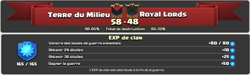 TDM contre Royal Lords Gdc1110