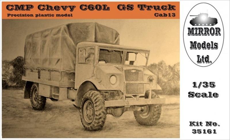 Chevy C60L - 1/35 - Mirror Models 3516110