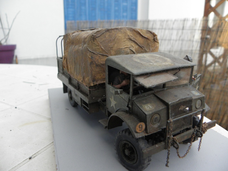Chevy C60L - 1/35 - Mirror Models - Page 2 P2030211