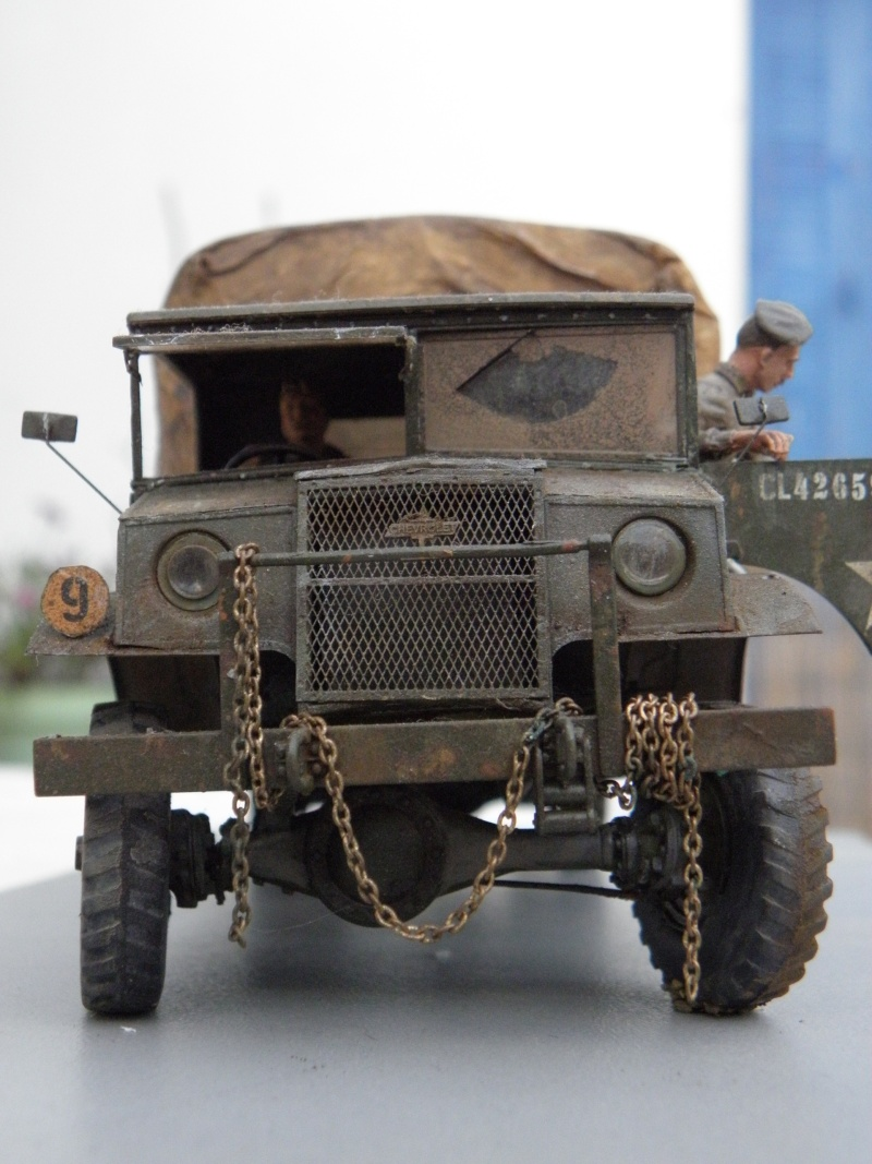 Chevy C60L - 1/35 - Mirror Models - Page 2 P2030213