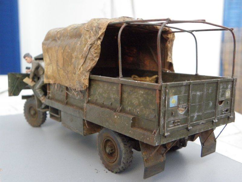 Chevy C60L - 1/35 - Mirror Models - Page 2 P2030214