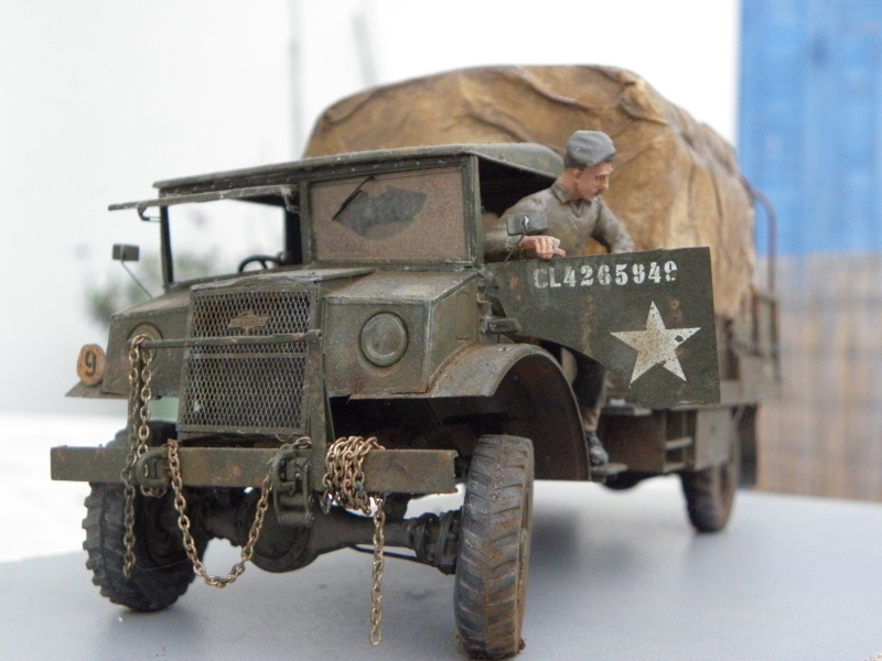 Chevy C60L - 1/35 - Mirror Models - Page 2 P2030218