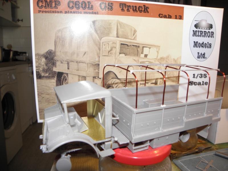 Chevy C60L - 1/35 - Mirror Models P8090510