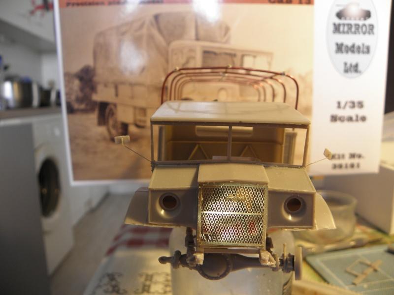 Chevy C60L - 1/35 - Mirror Models P8090511
