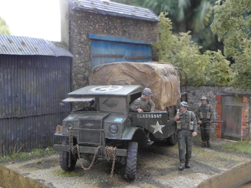 chevy C60 L 1/35  3 division d'infanterie  Canadienne  P9090711