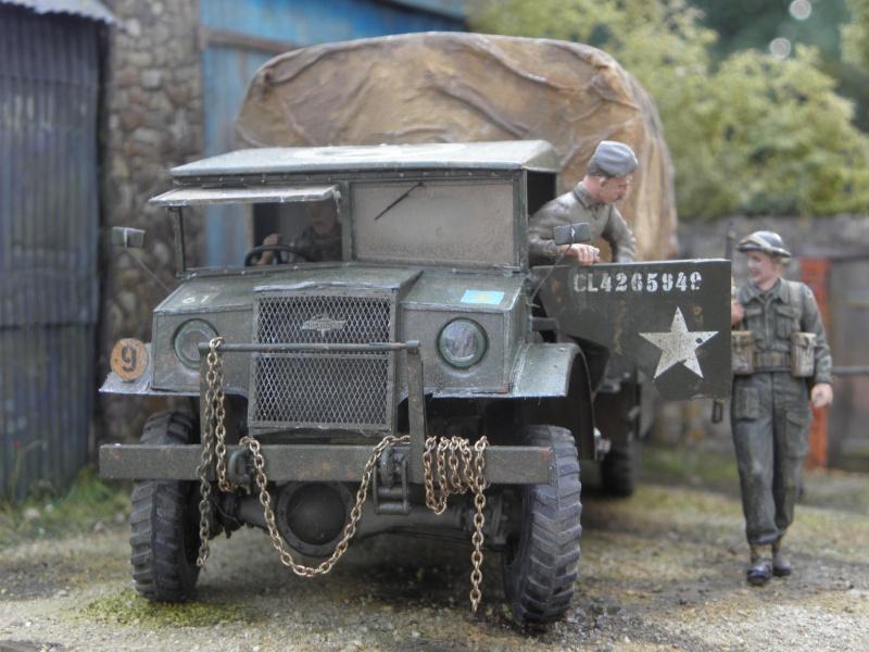 chevy C60 L 1/35  3 division d'infanterie  Canadienne  P9090712