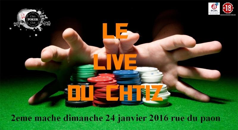2 EME MANCHE LIVE rue du paon Affich19