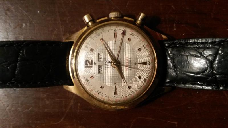 Breitling - [Postez ICI les demandes d'IDENTIFICATION et RENSEIGNEMENTS de vos montres] - Page 38 20160214