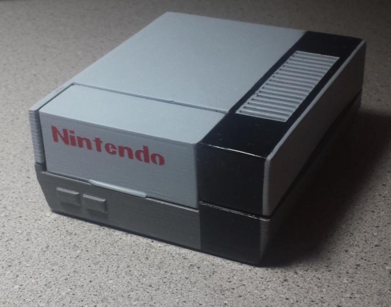 [RCH]Boitier Raspberry PI2 type NES Nldnsz10