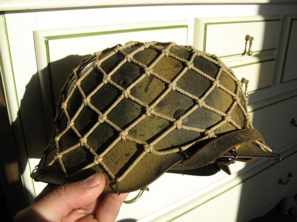 Avis sur ce casque allemand camouflé. - Page 2 35917610