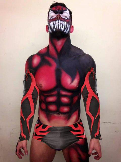 Finn Balor Extreme Rules Attire Balor_10