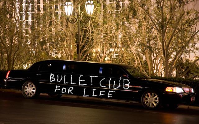 Bullet Club Thread Bullet10