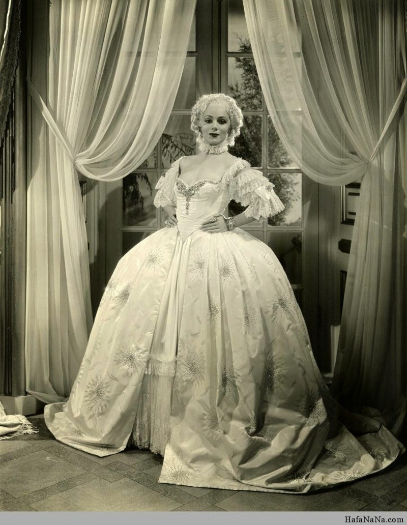 Madame du Barry de William Dieterle (1934) avec Anita Louise Dolore13