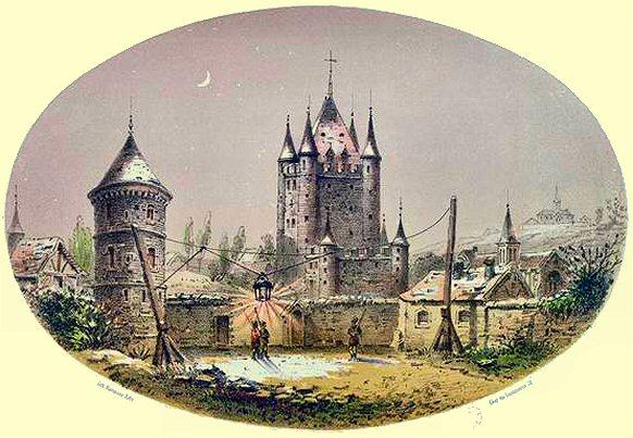 La tour du Temple - Page 4 Donjon10