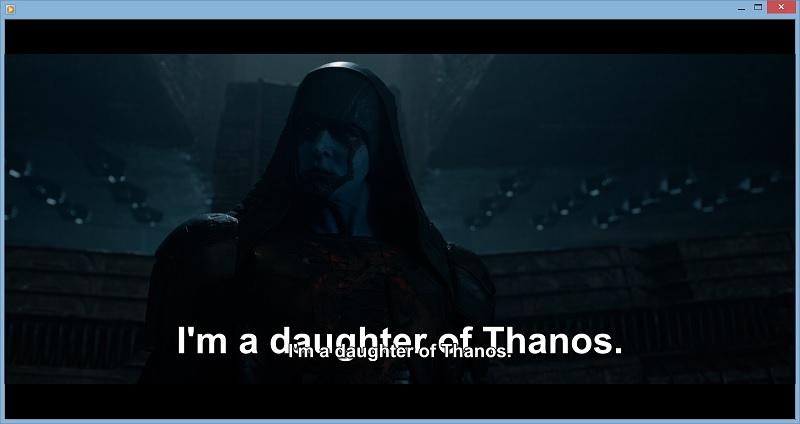 Two subtitles on WMP Noname11