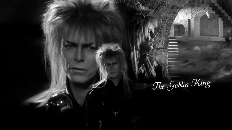Jared the Goblin King (in Tribute to late David Bowie 10.01.2016) 27807410