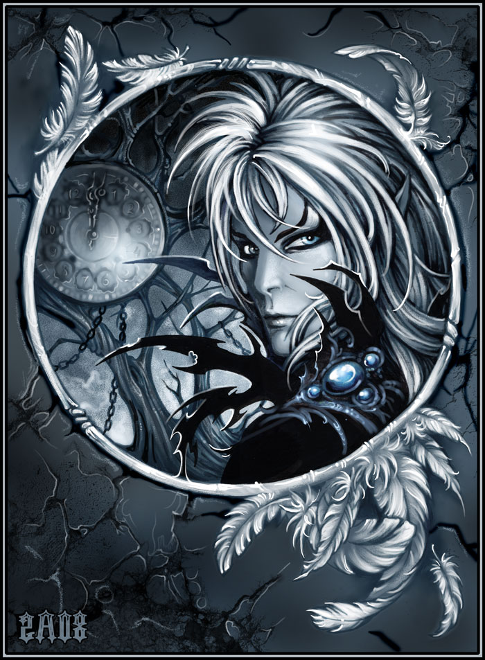 Jared the Goblin King (in Tribute to late David Bowie 10.01.2016) Jareth10