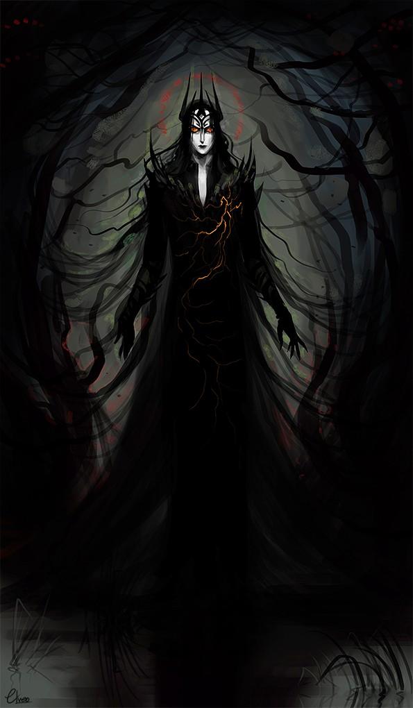 Hymn to Mordor Melkor10