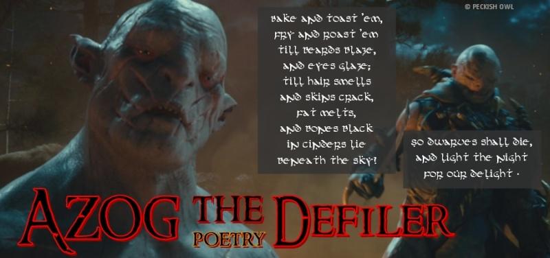 Azog the Defiler Oakens10