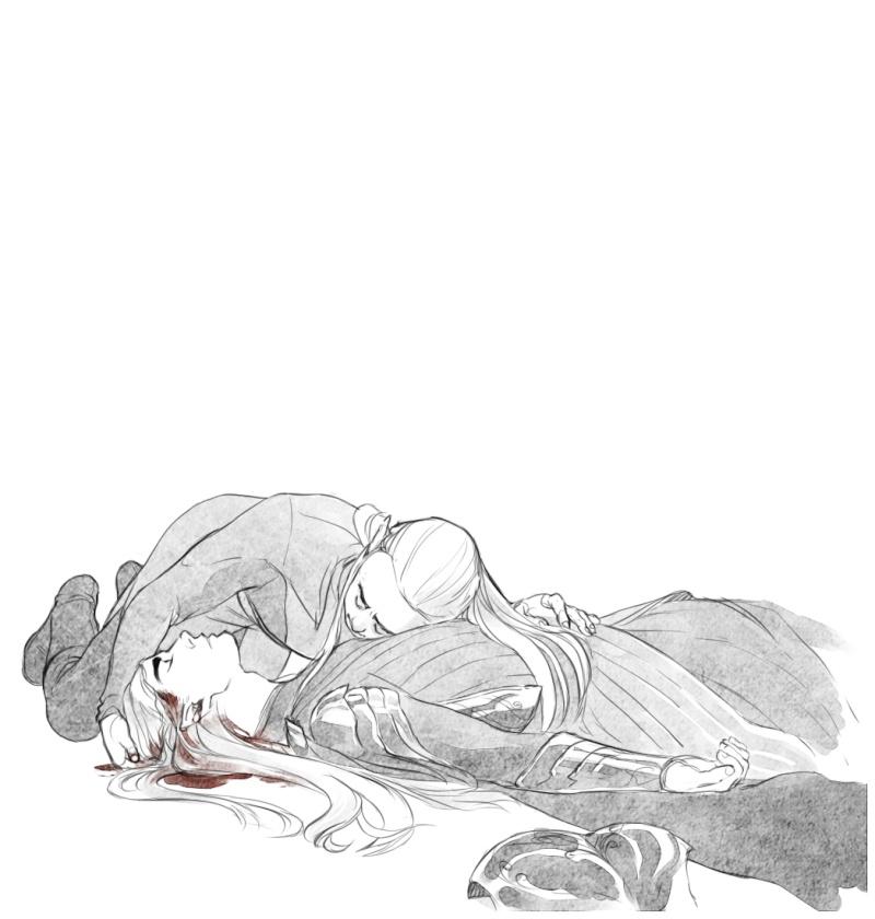 Legolas injured fanfiction