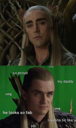 Prince Legolas' daydreams & fantasies Tumblr39