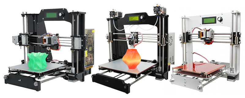 [IMPRIMANTE 3D] Choix de machine 3geeet10