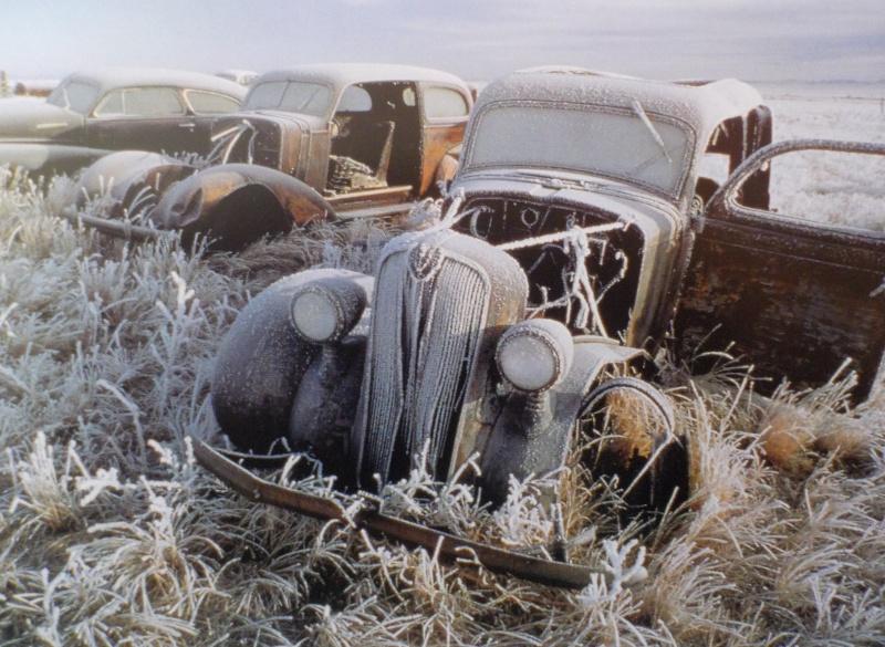 Cimetières d'épaves ou abandonnées, souvenirs et nostalgie - Page 2 Dscn1710
