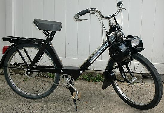 First scooter and how you got to a Silverwing 1973-s11