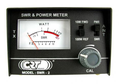 CRT SWR-2 Mini (Tosmètre / Wattmètre) 2142-t10