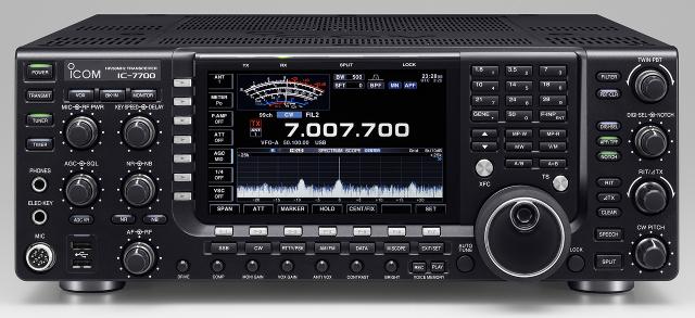Icom IC-7700 7700st10