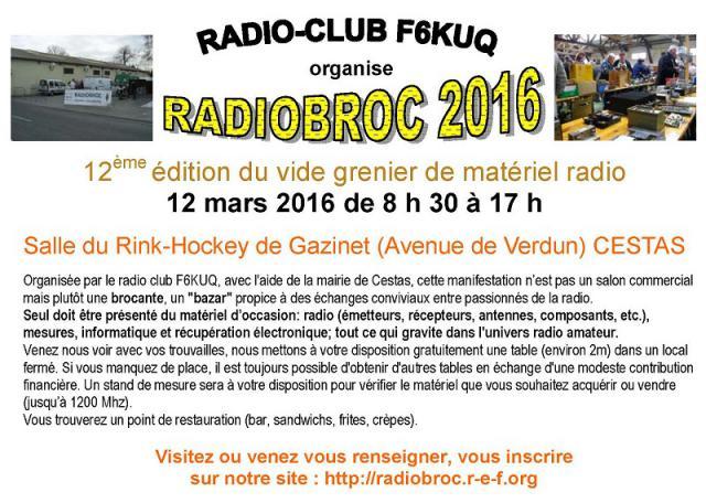RADIOBROC 33610 CESTAS (12 mars 2016) Affich10