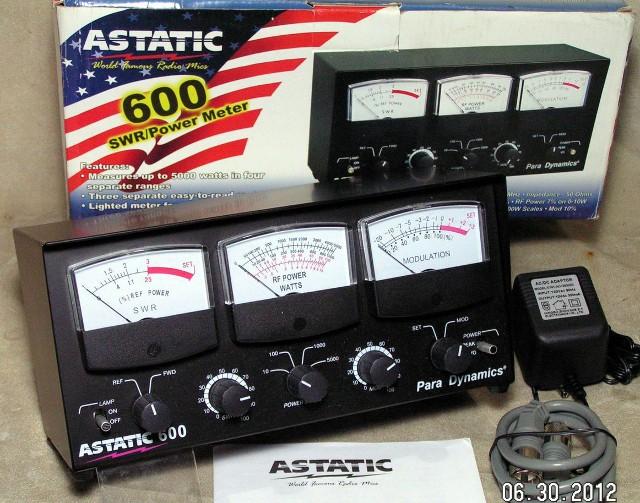 Astatic 600 (Tosmètre-Wattmètre-Modulomètre-TestMeter) Astati10