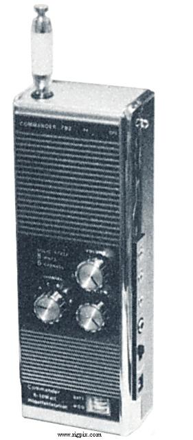 Commander 782 (Portable) Comman11